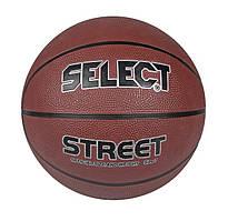 Мяч баскетбольный SELECT Street, размер 7