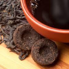 Элитный китайский чай. Пуэр