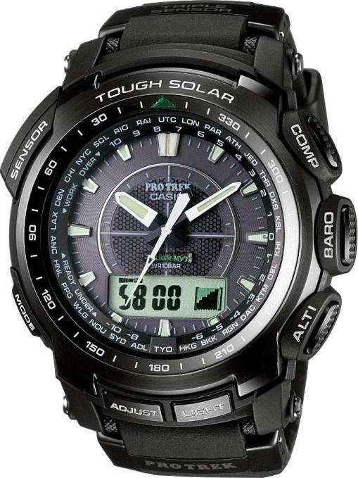 Наручные мужские часы Casio PRW-5100-1ER оригинал
