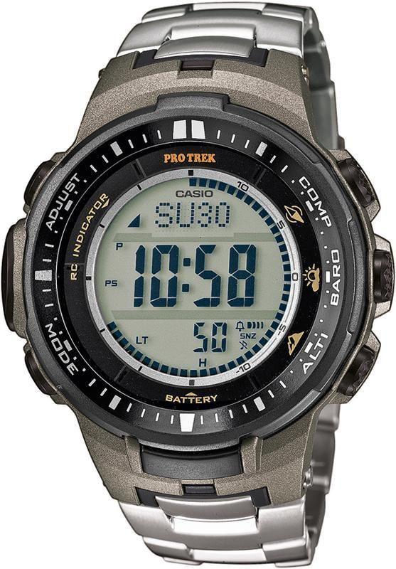 Часы Casio PRW-3000T-7ER