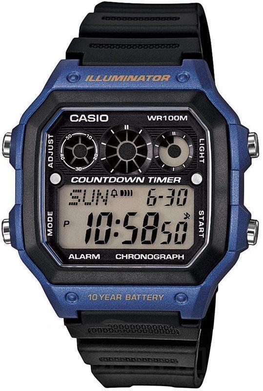 Часы Casio AE-1300WH-2AVEF