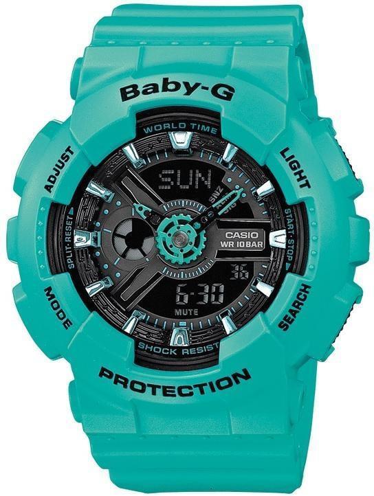 Часы Casio BA-111-3AER