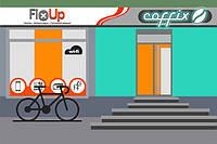 Зарядите себя и свой гаджет в кофейне Coffix от FixUp