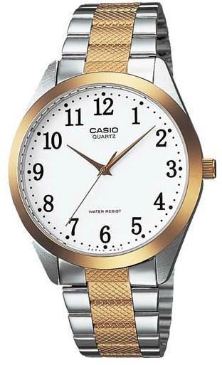 Наручные мужские часы Casio MTP-1274SG-7BDF оригинал