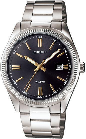Наручные мужские часы Casio MTP-1302D-1A2VDF оригинал