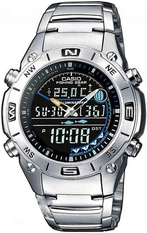 Наручные мужские часы Casio AMW-703D-1AVDF оригинал