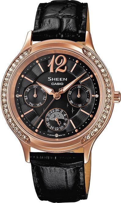 Часы Casio SHE-3030GL-5AUER