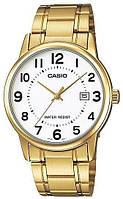 Наручные мужские часы Casio MTP-V002G-7BUDF оригинал