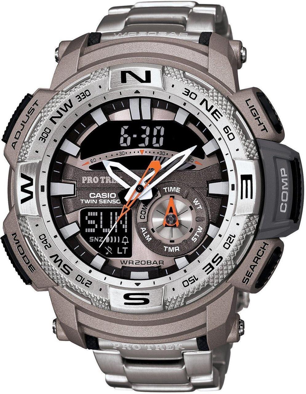 Часы Casio PRG-280D-7ER
