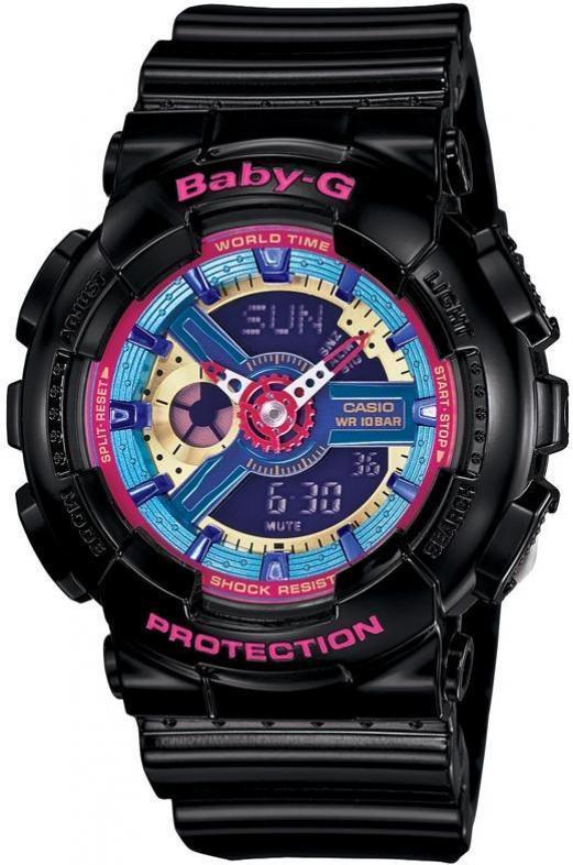 Часы Casio BA-112-1AER