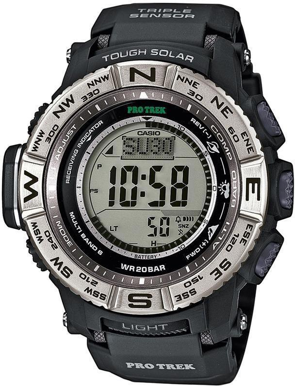 Часы Casio PRW-3500-1ER
