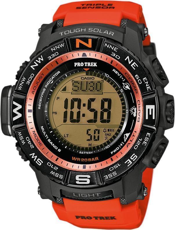 Часы Casio PRW-3500Y-4ER