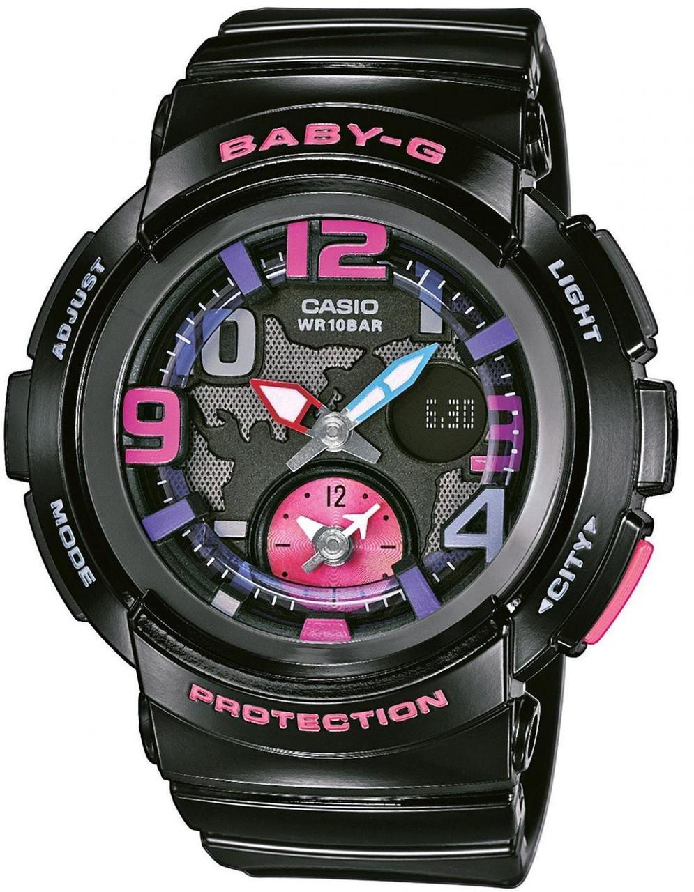 Часы Casio BGA-190-1BER
