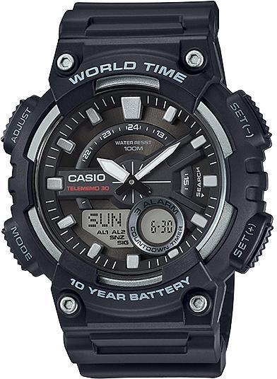 Наручные мужские часы Casio AEQ-110W-1AVEF оригинал