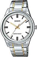 Наручные мужские часы Casio MTP-V005SG-7AUDF оригинал