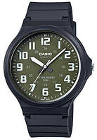 Наручные мужские часы Casio MW-240-3BVDF оригинал