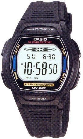 Часы Casio LW-201-2AVDF