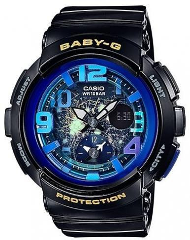 Часы Casio BGA-190GL-1BER