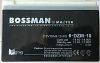 Аккумуляторы к электровелосипедам Bossman 6-DZM-10