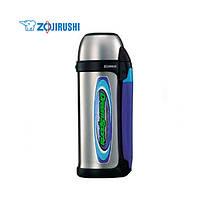 Термос ZOJIRUSHI SJ-SD10ХA 1.0L, серебро (складная ручка+ремешок)
