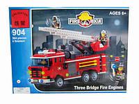 Конструктор BRICK 904 Пожежна тривога,  кор., 34,5-25,5-5,5 см, фото 1