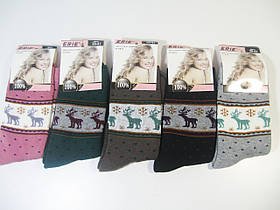 Носки женские махровые, Erie, размеры 35-38, 38-41, арт. 1083