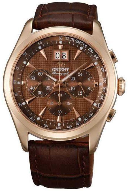 Часы Orient FTV01001T0