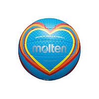 Мяч для пляжного волейбола Molten (V5B1501-B)