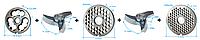 Комплект полный Unger H82 с решеткой 4,5