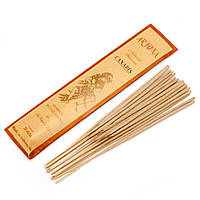 Аромапалочки - благовония Cannabis (Конопля) (Arjuna) пыльцевое благовоние