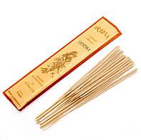 Аромапалочки - благовония Chempaka (Чемпака) (Arjuna) пыльцевое благовоние