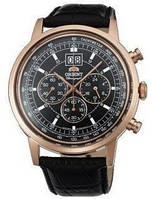 Наручные мужские часы Orient FTV02002B0 оригинал