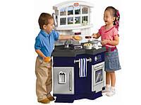 Интерактивная кухня с барбекю Little Tikes Side By Side 171499