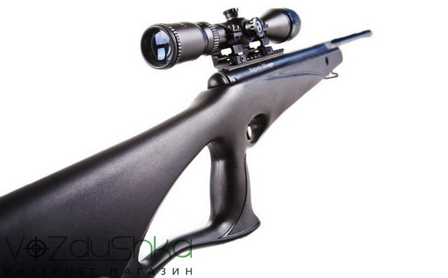 пневматическая винтовка crosman trail np all - weather bt1k77snp