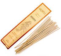 Благовония Sandal Wood ARJUNA 20шт/уп. Аромапалочки Сандаловое Дерево (29441)