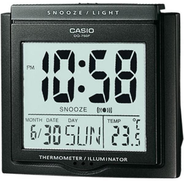 Настольные часы Casio DQ-750F-1DF