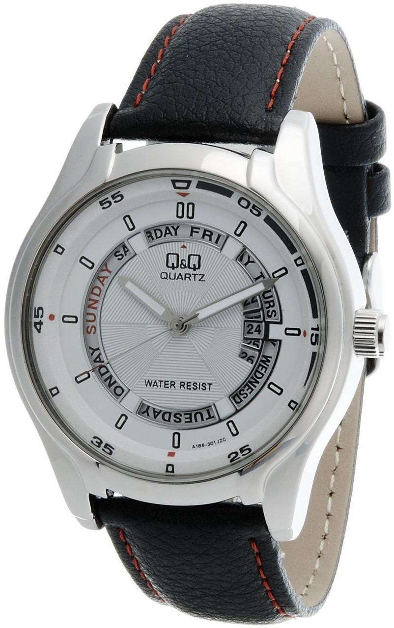 Наручные мужские часы Q&Q A186J301Y оригинал