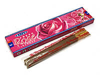 Благовония Fresh Rose Satya 20г. Аромапалочки Свежая роза (29303)