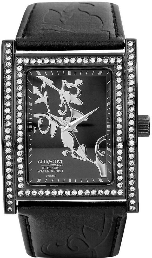 Наручные женские часы Q&Q DB23J502Y оригинал
