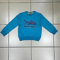 Детская одежда  Джемпер для мальчиков теплый  р.4-5 лет