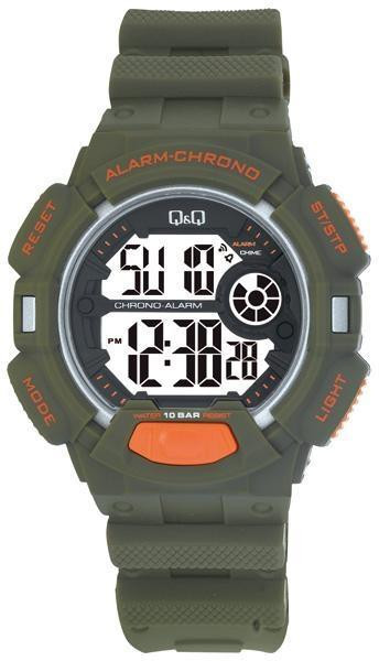 Наручные мужские часы Q&Q M132J002Y оригинал