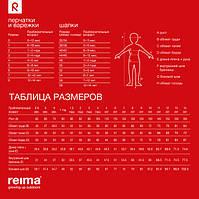 Размерная сетка для одежды Reima. С ее помощью Вы легко подберете нужный вам размер одежды данного производителя.