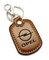 """Брелок кожаный """"Opel"""" (27309)"""