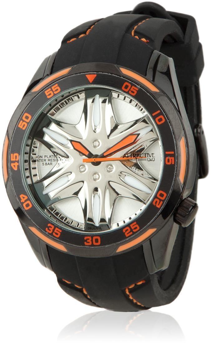 Наручные мужские часы Q&Q DB26J511Y оригинал