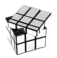 """Головоломка """"Зеркальный Куб"""" """"Серебро"""" 6х6х6см (26445A)"""