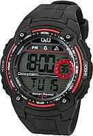 Наручные мужские часы Q&Q M075-002Y оригинал