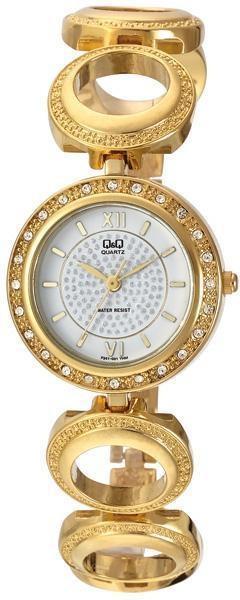 Наручные женские часы Q&Q F341-001Y оригинал