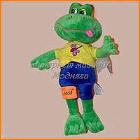 Мягкая игрушка лягушонок 1507 - 23 см