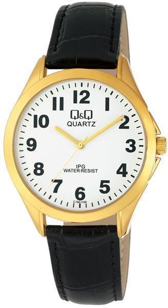 Наручные мужские часы Q&Q C192J104Y оригинал