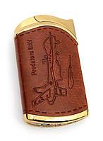 Зажигалка газовая турбо 6,5х4х1,5см (29499)